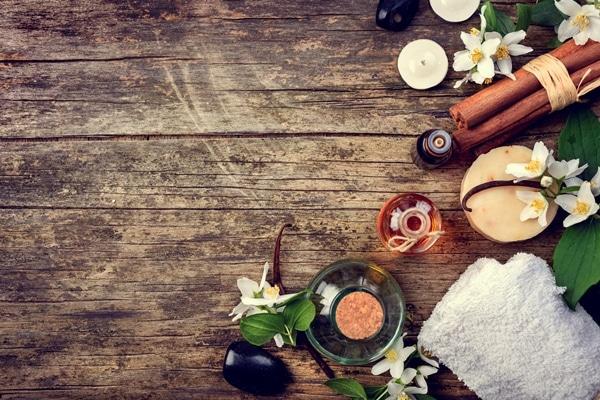 Organic essential oils for holistic wellness.