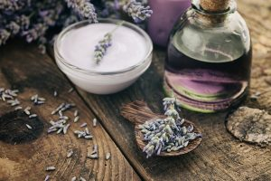 Distillation is the common method used for lavender oil extraction.