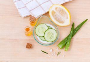 Essential Oils Care - Castor Oil for Face