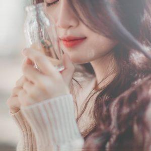 Essential Oils Care - Rose Oil for Face