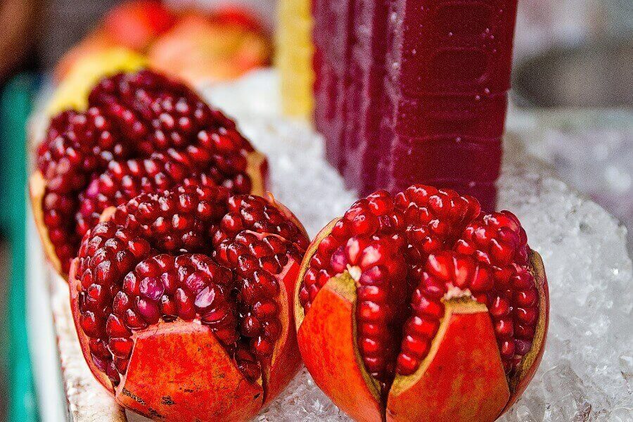 Essential Oils Care - Overall Wellness with Pomegranate Seed Oil