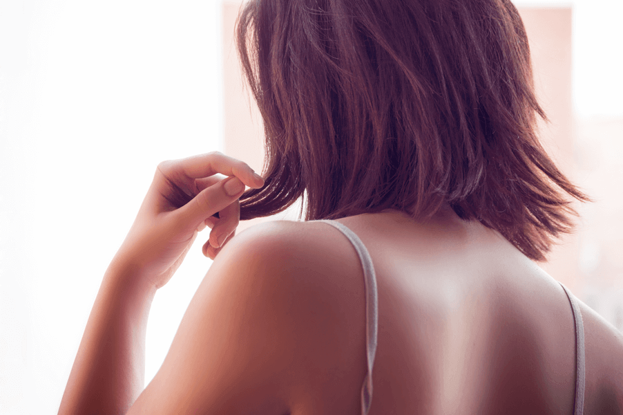 Essential Oils Care - DIY Hair Care Blends with Essential Oils for Lustrous Locks