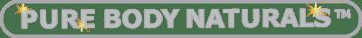 Pure Body Naturals Logo