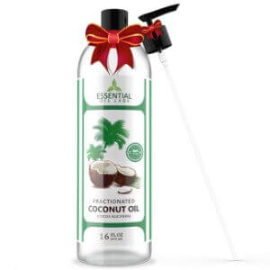 Essential Oil Labs Fractionated Coconut Carrier Oil