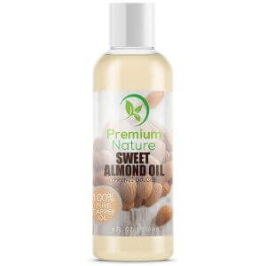 Premium Nature Sweet Almond Oil
